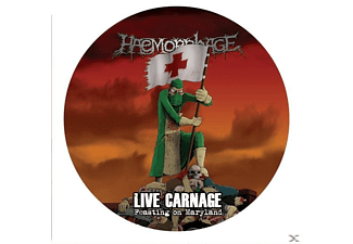 Haemorrhage - Live Carnage: Feasting On Maryland - (Vinyl)