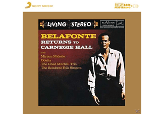 Harry Belafonte - Belafonte Returns To Carnegie Hall-K2hd-Cd [CD]