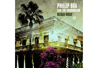 Phillip & The Voodooclub Boa - Bleach House (Digipak & 3 Bonus Tracks) - (CD)