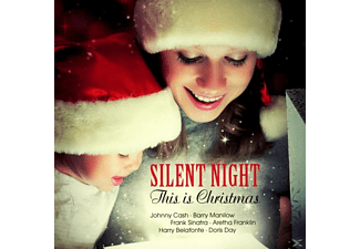VARIOUS - Silent Night-This Is Christmas [CD]
