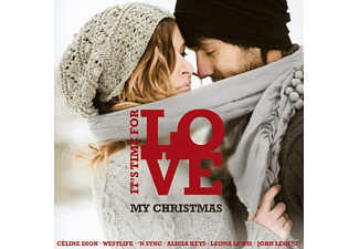 VARIOUS - My Christmas-It's Time For Love [CD]