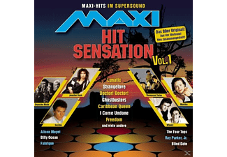 VARIOUS - Maxi Hit Sensation [CD]