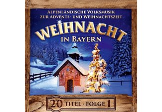 VARIOUS - Weihnacht In Bayern Folge 1 - (CD)