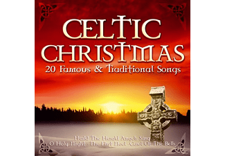 VARIOUS - Celtic Christmas-20 Famous & Traditional Songs [CD]