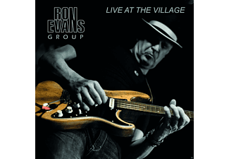 Ron Group Evans - Live At The Village - (CD)