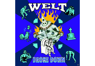 Welt - Broke Down [CD]
