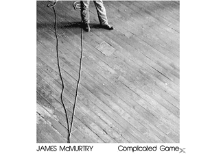 James Mcmurtry - Complicated Game - (LP + Bonus-CD)