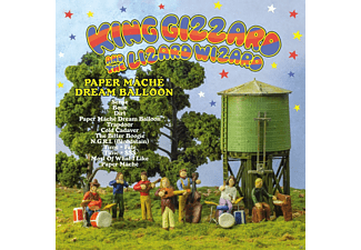 King Gizzard, Wizard Lizard - Paper Maché Dream Balloon [CD]