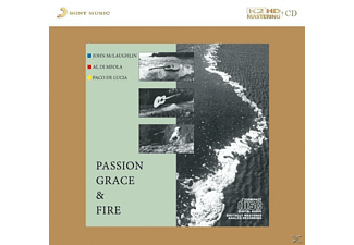 DiMEOLA,AL - JOHN McLAUGHLIN,PACO DeLUCIA - Passion Grace & Fire-K2hdcd [CD]