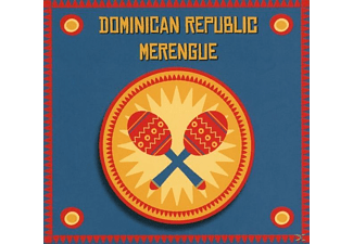 VARIOUS - Merengue Dominican Republic [CD]