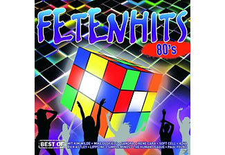 VARIOUS - Fetenhits 80s - Best Of - (CD)