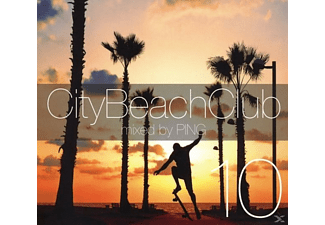 VARIOUS, Dj Ping - City Beach Club 10 - (CD)