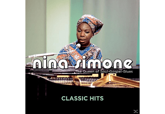 Nina Simone - Queen Of Soul-Gospel-Blues - (CD)