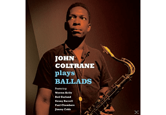 John Coltrane - Plays Ballads - (CD)