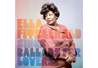 Ella Fitzgerald - Sings Ballads For Lovers [CD]