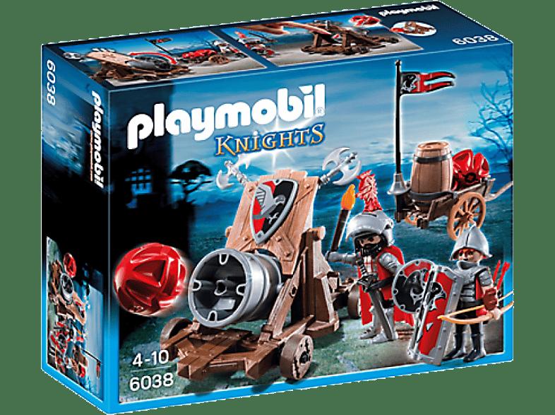 Ιππότες του γερακιού με κανόνι-γίγα - (6038) gaming παιχνίδια κατασκευής gaming   offline φιγούρες  παιδικά παιχνίδια playmob