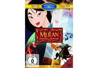 Mulan (Special Collection) [DVD]