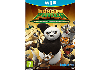 Kung Fu Panda: Showdown Of Legendary Legends Nintendo Wii U