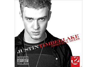 Justin Timberlake - 12 Masters-The Essential Mixes [CD]