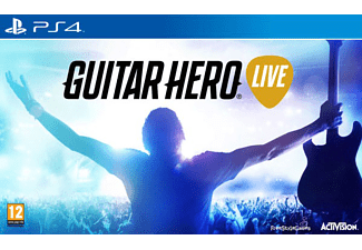 ARAL Guitar Hero Live PS4