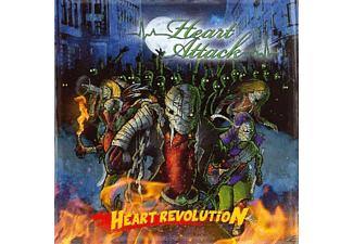Heart Attack - Heart Revolution [CD]