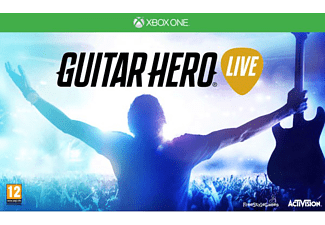 ARAL Guitar Hero Live Xbox One