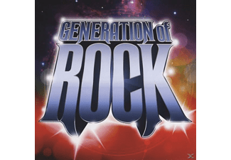 VARIOUS - Generation Of Rock [CD]