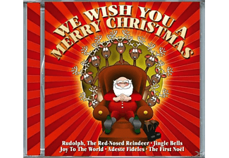 VARIOUS - We Wish You A Merry Christmas - (CD)