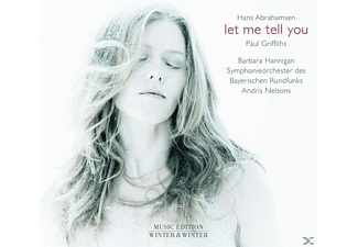 Hannigan,Barbara/Nelsons,Andris/SOBR - Let Me Tell You - (Vinyl)