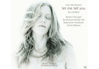 Hannigan, Barbara/Nelsons, Andris/Sobr - Let Me Tell You - (CD)