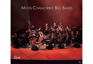 Joan & Andrea Motis Chamorro - Motis Chamorro Big Band Live - (CD)