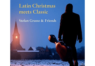Stefan & Friends Grasse - Latin Christmas Meets Classic - (CD)