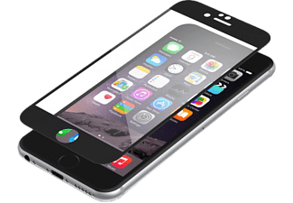 ZAGG InvisibleShield Glass Luxe iPhone 6 - Svart