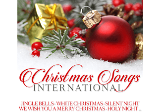 VARIOUS - Christmas Songs International [CD]
