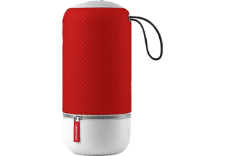 LIBRATONE ZIPP MINI Wireless - Multiroom Lautsprecher (App-steuerbar, Bluetooth, Rot)