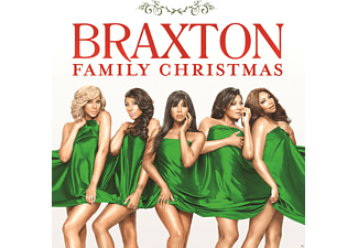 Braxton Family Christmas CD