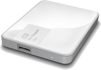 WESTERN DIGITAL My Passport Ultra 1TB White - (WDBGPU0010BWT)