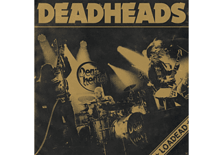 Deadheads - Loaded - (CD)
