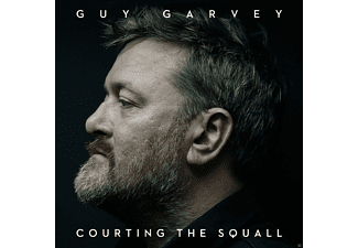 Guy Garvey - Courting The Squall [CD]