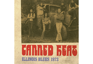 Canned Heat - Illinois Blues 1973 [Vinyl]