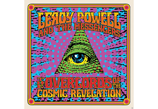 Leroy Powell and The Messengers - Overlords Of Cosmic Revelation - (Vinyl)