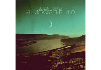 Blitzen Trapper - All Across This Land - (CD)
