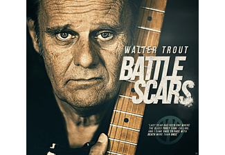 Walter  Trout - Battle Scars (Deluxe Edition) | CD