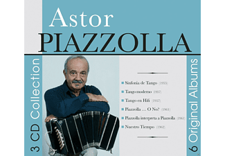Astor Piazzolla - Original Albums - (CD)