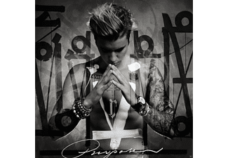 Purpose (Deluxe Edition) CD