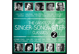 Various - The Greatest Singer-Songwriter Classics Vol.2 | CD