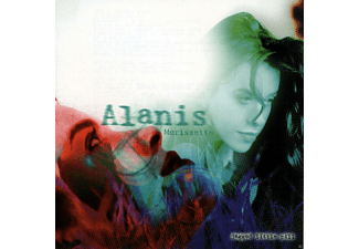 Alanis Morissette - Jagged Little Pill [CD]