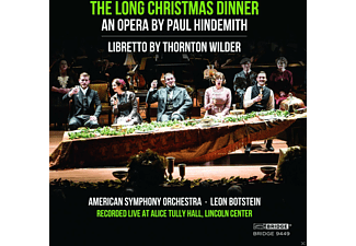 Jarett Ott - Paul Hindemith-The Long Christmas Dinner [CD]