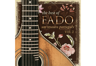 Fado - The Best Of Fado Um Tesouro Portugues Vol.2 [CD]
