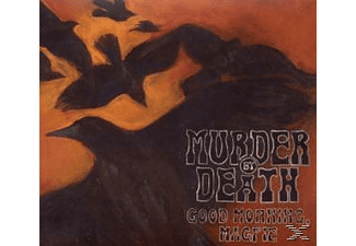 Murder By Death - Good Morning, Magpie - (CD)